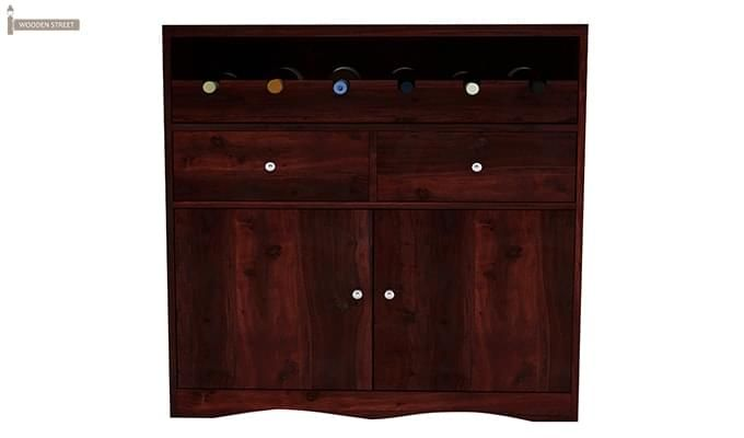 Cowan Bar Cabinet (Mahogany Finish)-3