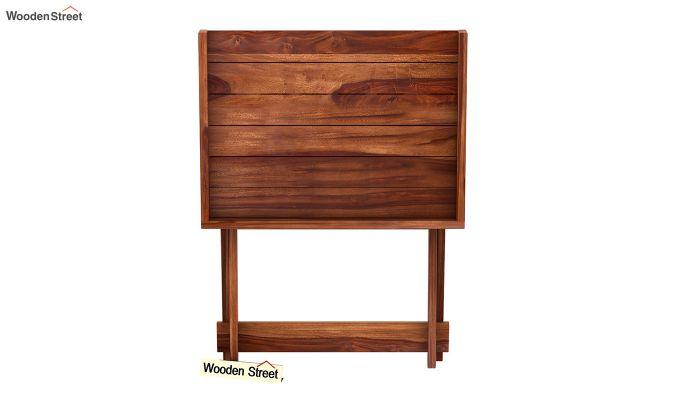 Delroy Bar Cabinet (Teak Finish)-9
