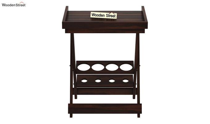 Delroy Bar Cabinet (Walnut Finish)-4
