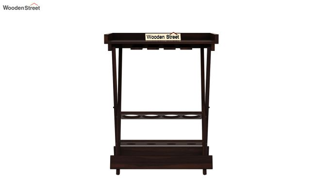 Delroy Bar Cabinet (Walnut Finish)-6