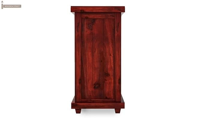 Edmis Bar Cabinet (Mahogany Finish)-5
