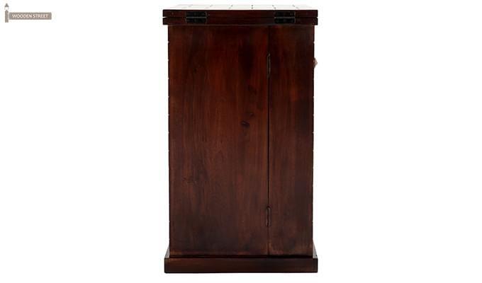 Felisa Bar Cabinet (Walnut Finish)-12