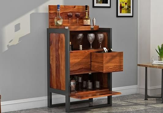 mini bar cabinet online India