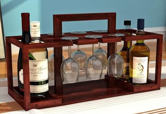 Bar Unit Online Wooden Cabinets India
