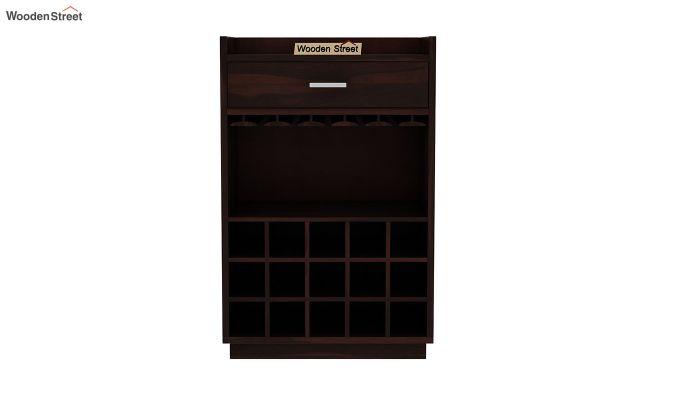 Garnetz Bar Cabinet (Walnut Finish)-4