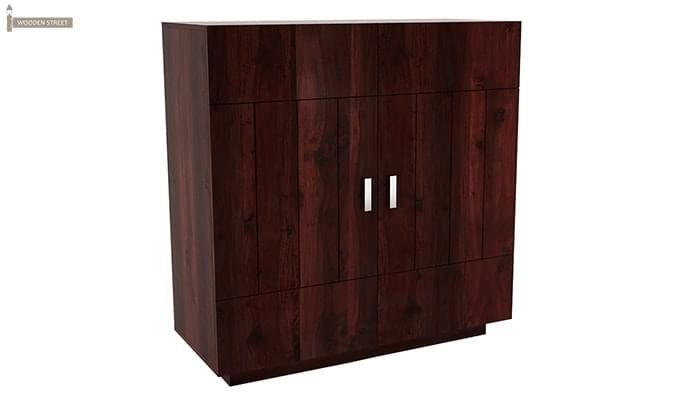 Gormley Bar Cabinet (Mahogany Finish)-2