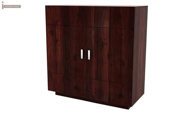 Gormley Bar Cabinet (Mahogany Finish)-5