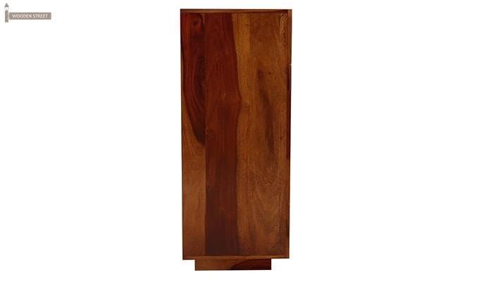 Gormley Bar Cabinet (Honey Finish)-7