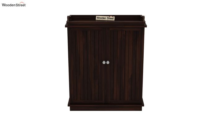 Hampton Bar Cabinet (Walnut Finish)-4