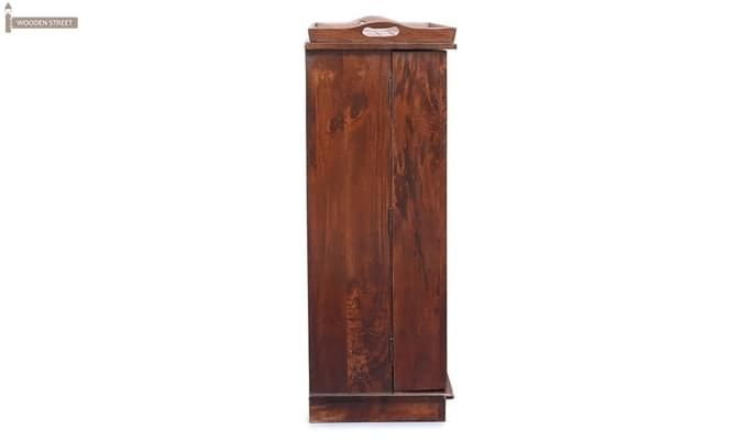 Hampton Bar Cabinet (Honey Finish)-7
