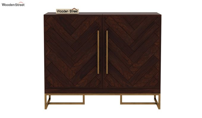Jett Bar Cabinet (Walnut Finish)-4