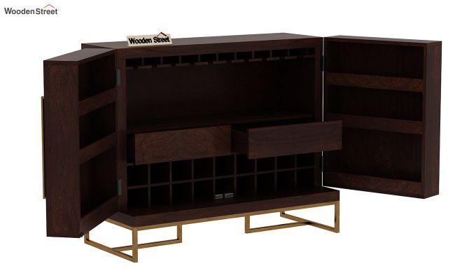 Jett Bar Cabinet (Walnut Finish)-8