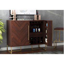 Jett Bar Cabinet