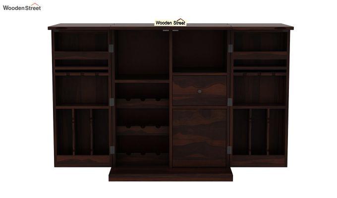 Loreto Bar Cabinet (Walnut Finish)-6