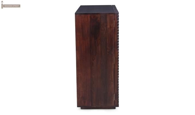 Milo Bar Cabinet (Mahogany Finish)-3
