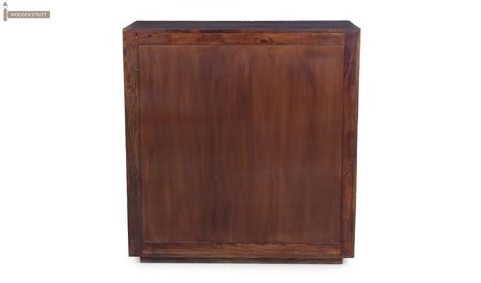 Milo Bar Cabinet (Mahogany Finish)-4