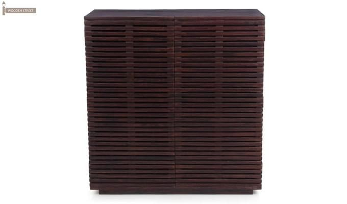 Milo Bar Cabinet (Mahogany Finish)-6