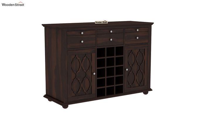 Montana Bar Cabinet (Walnut Finish)-2