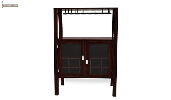 Ortega Bar Cabinet (Mahogany Finish)-3