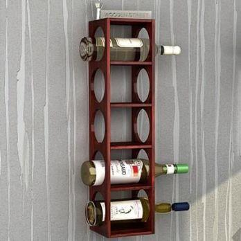 Sheesham Wood wine racks