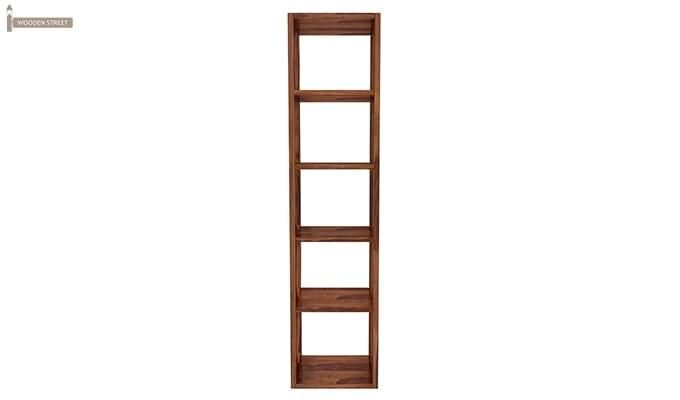 Osborn Wine Rack (Teak Finish)-3