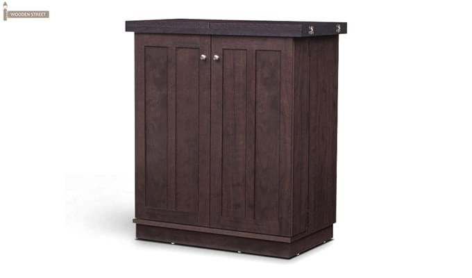 Ramon Bar Cabinet (Mahogany Finish)-1