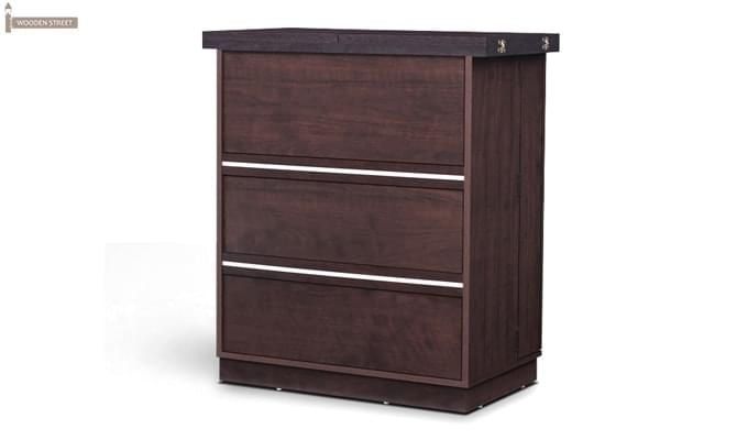 Ramon Bar Cabinet (Mahogany Finish)-2