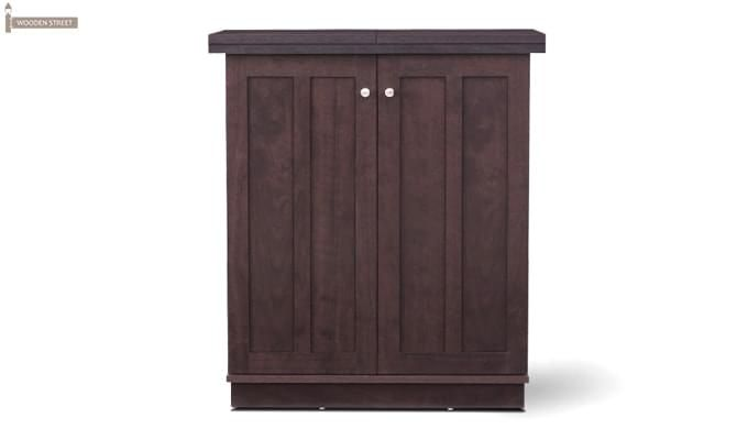Ramon Bar Cabinet (Mahogany Finish)-3