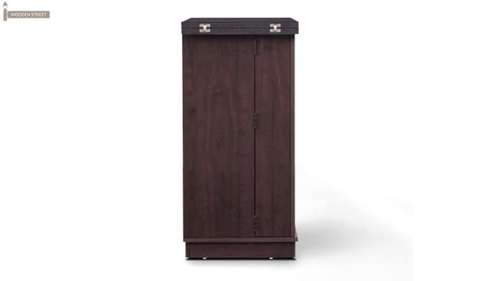 Ramon Bar Cabinet (Mahogany Finish)-4