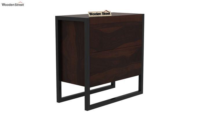 Ray Bar Cabinet (Walnut Finish)-3