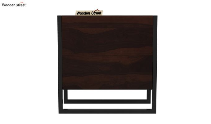Ray Bar Cabinet (Walnut Finish)-4