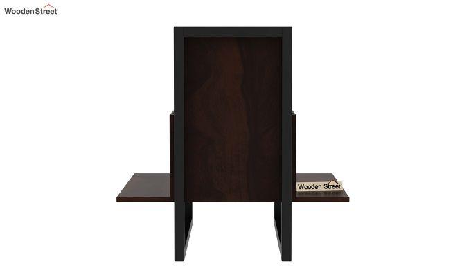 Ray Bar Cabinet (Walnut Finish)-8