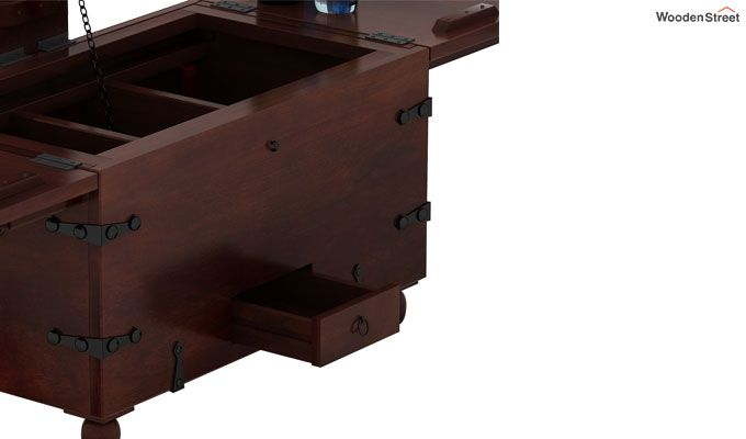 Robina Bar Cabinet (Walnut Finish)-7