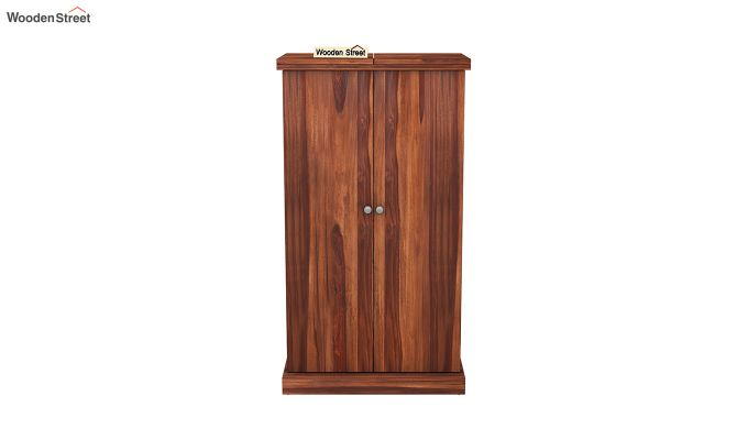 Spence Bar Cabinet (Honey Finish)-3