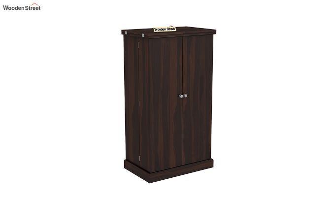 Spence Bar Cabinet (Walnut Finish)-2