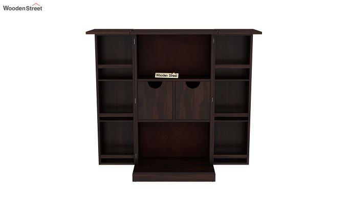 Spence Bar Cabinet (Walnut Finish)-7