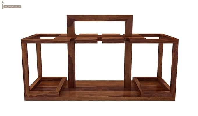 Villegas Bar Cabinet (Teak Finish)-3
