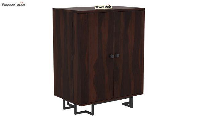 Zimer Bar Cabinet (Walnut Finish)-3