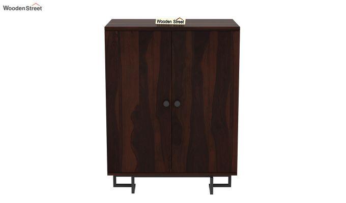 Zimer Bar Cabinet (Walnut Finish)-4