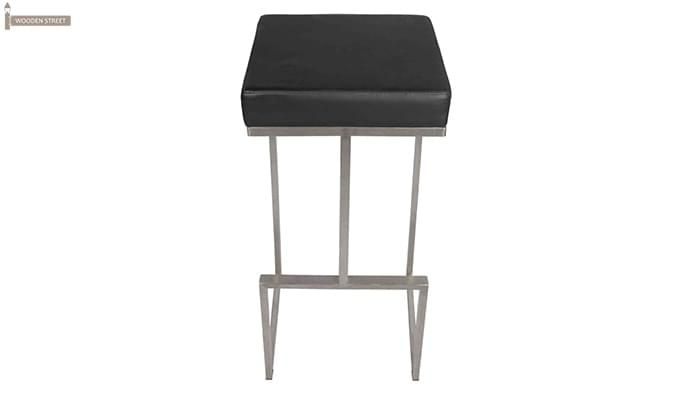 Avish Bar Stool (Grey)-5