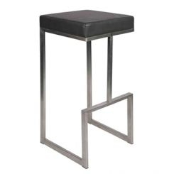 Avish Bar Stool (Grey)