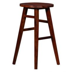 Goofy Bar Stool (Honey Finish)
