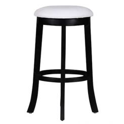 Maher Bar Stool (Espresso Walnut Finish)