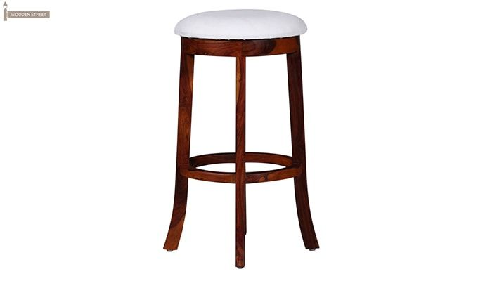 Maher Bar Stool (Mahogany Finish)-1
