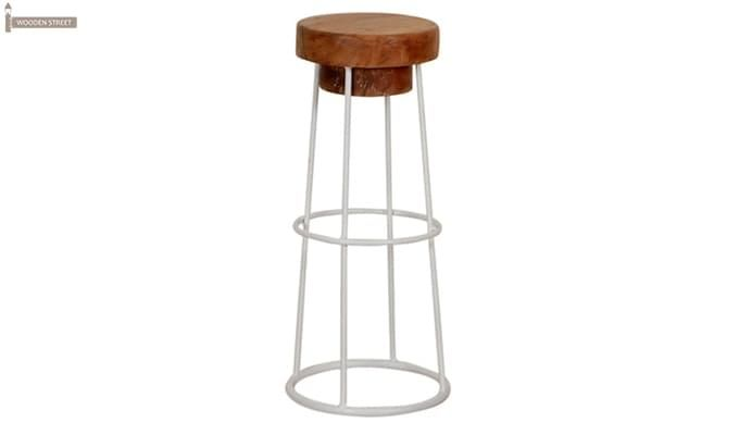Pendlebury Bar Stool (White)-1