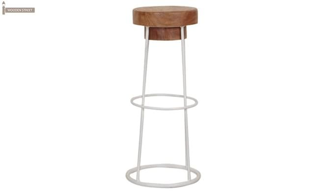Pendlebury Bar Stool (White)-2