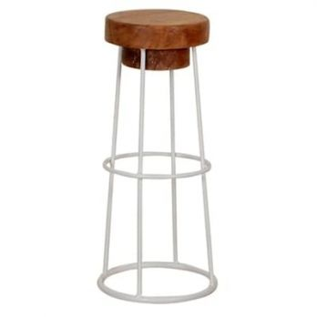 wooden bar stools online in India