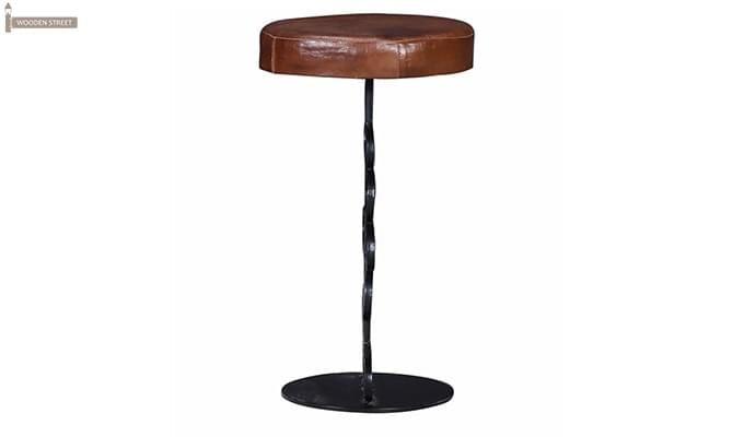 Urby Bar Stool (Black Finish)-4