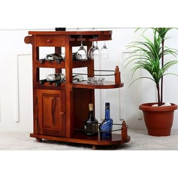 Buy Slany Bar Trolleys | Bar Trolley Online in India