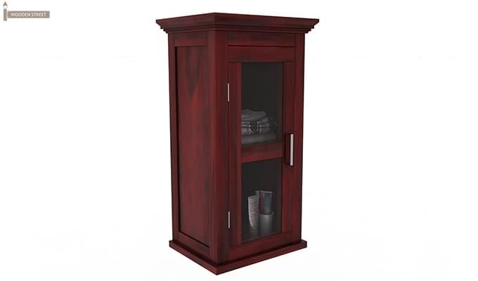 Benitez Bathroom Cabinet (Mahogany Finish)-2